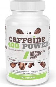 CAFFEINE 400 POWER, KOFEINA